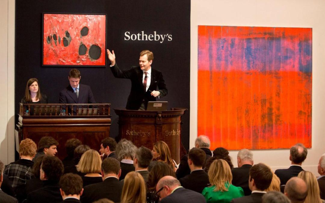 Aspetti giuridici della vendita all'asta di opere d'arte
